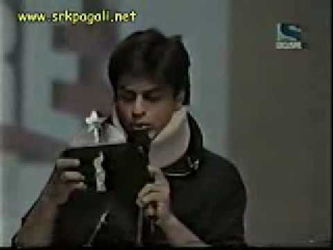 Filmfare Awards 2001-02 SRK Presents Critics Best Actress
