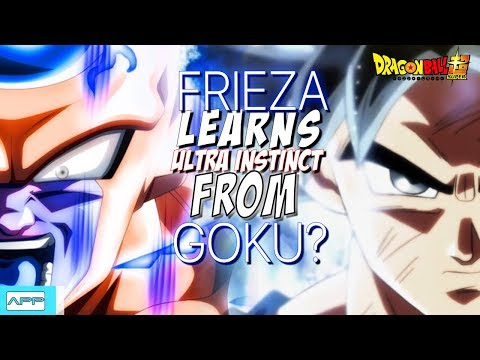 Golden Frieza's Plan is learning ULTRA INSTINCT and its Goku's Fault? thumbnail