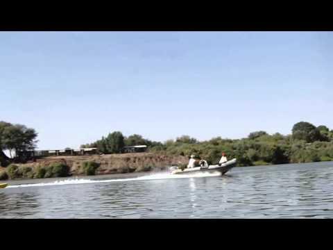 Sailing @ KICS - Khartoum, Sudan (2012)