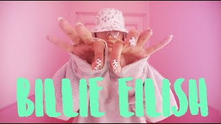 Billie Eilish - bad guy (Dance Video : RIEHATATOKYO) ビリー・アイリッシュ 【バッド・ガイ】
