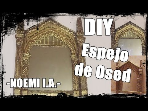 El espejo de oesed harry potter noemi youtube for Espejo harry potter