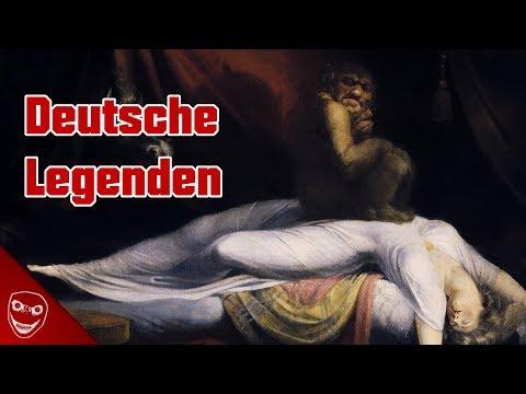 Die gruseligsten deutschen Legenden und Mysterien!