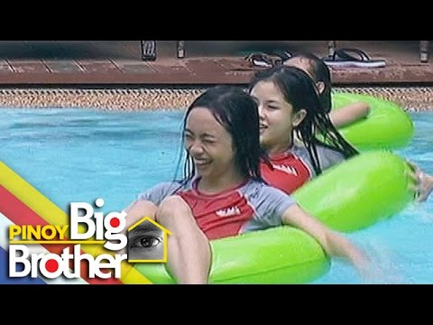 Pinoy Big Brother Season 7 Day 58: Teen Housemates, masayang nagkasiyahan sa pool area