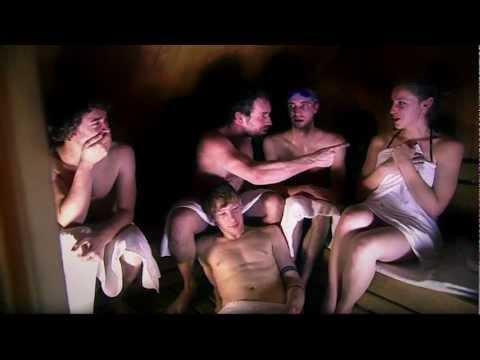 Studio Brussel: Otto-Jan met AKS & Lola naar de sauna