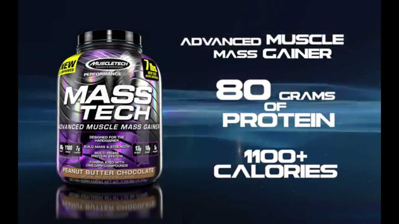 anabolic mass gainer results