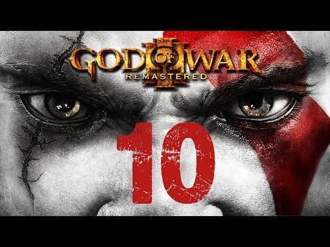 God of war 3 remasterizado nur dificultad titan for God of war 3 jardines superiores