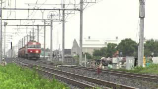安中貨物 EH500-901+タキ1200 2015.08.30