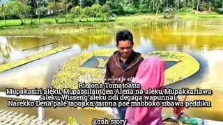 #Bugis _ Tania peddi cedde || Rah story