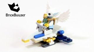Lego Chima 30250 Ewar's Acro Fighter - Lego Speed build