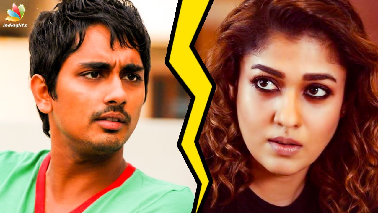 Siddharth Questions Nayanthara's Silence   Radha Ravi Controversial Comments   Hot Cinema News