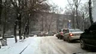 Прекрасная музыка в автомобиле (Россия)