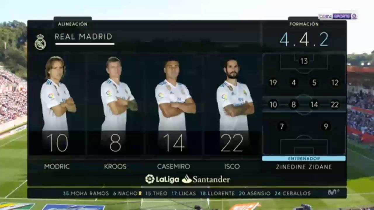 Download Real Madrid vs girona 1-2 full match highlights 29/10/2017.