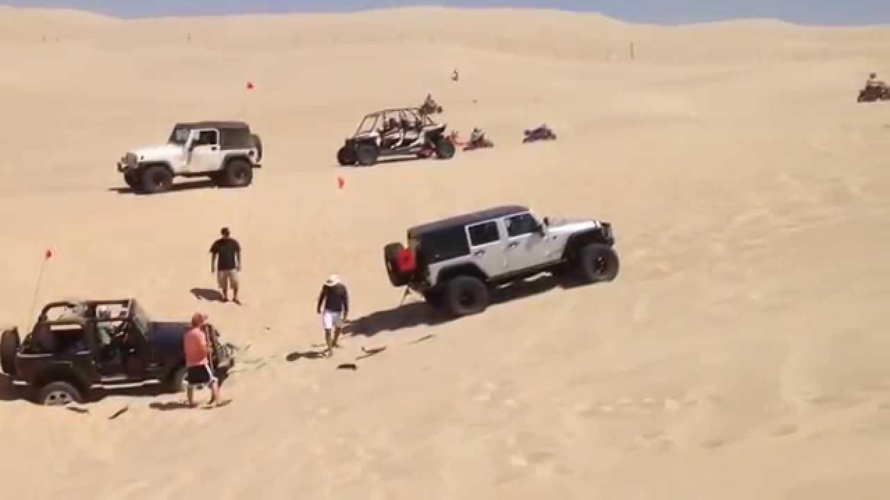 Pismo Beach Jeep Rescue 2017