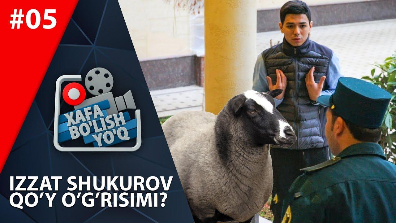Xafa bo'lish yo'q 5-son (Izzat Shukurov, Eldor Xushvaqtov 24.02.2018)