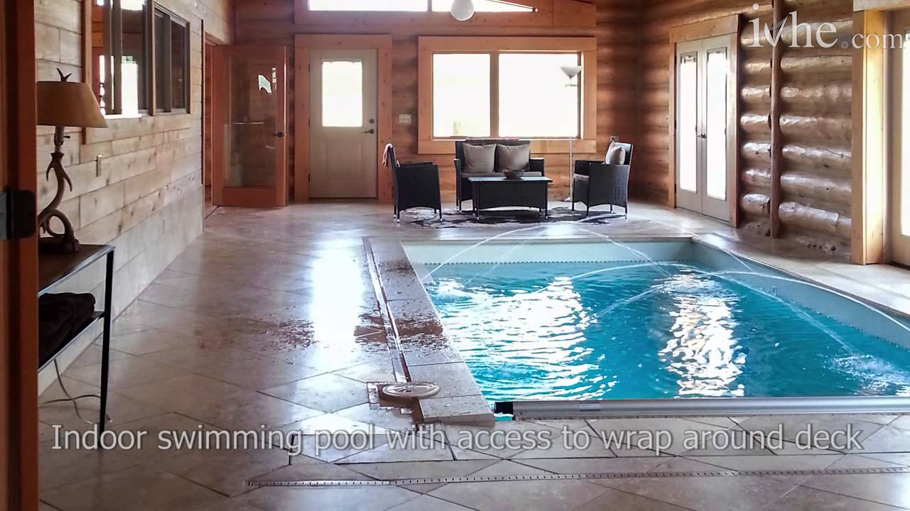 Wonderful Wyoming Luxury Home Exchange With IVHE.com