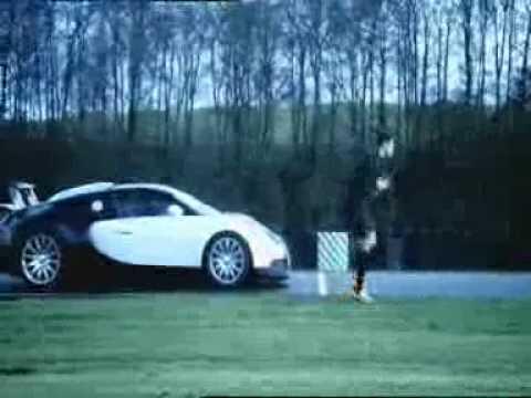 ดูทีวี คลิปวีดิโอ เมื่อโรนัลโด้วิ่งแข่งกับรถ