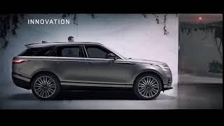 Range Rover Velar 2018 video