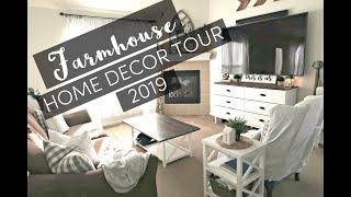 HOME DECOR TOUR 2019 | FARMHOUSE HOME DECOR | HOME DECOR INSPIRATION