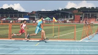 Mimaropa's SPED athlete joins Palaro 2018 against all odds