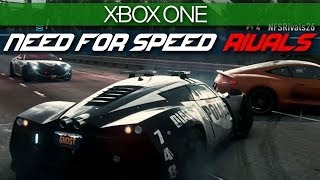 Need For Speed RIVALS Xbox ONE Gameplay - NFS Rivals Multiplayer (1080p)