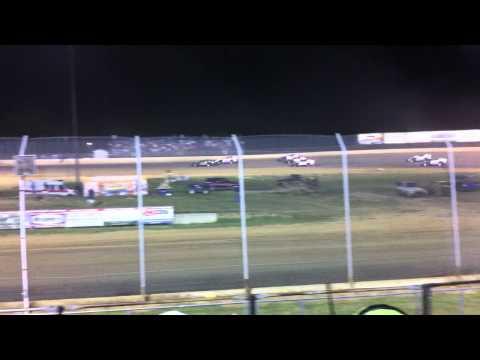 Rackers Lake Ozark Speedway (First Laps) 7/23/2011
