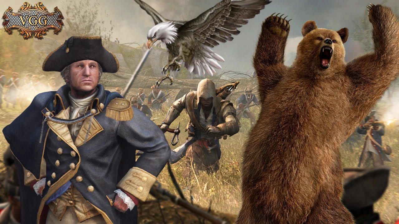 Assassin's Creed 3 Animal Powers - The Tyranny of King ...