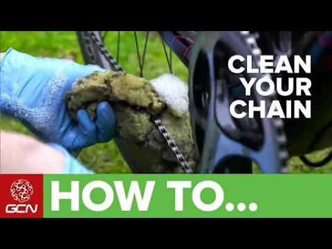 How To Clean Your Bike Chain Easily