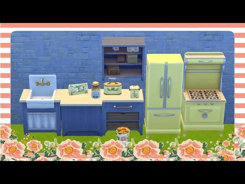 Country Kitchen Kit:  I'm going to make you a kitchen |