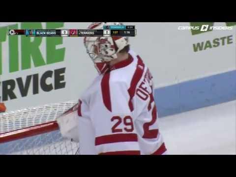 Highlights - Men's Ice Hockey vs. Maine 1/20/17