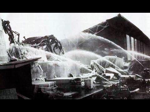 Chicago McCormick Place Fire 1967 - Incendio edificio McCormick Place Chicago