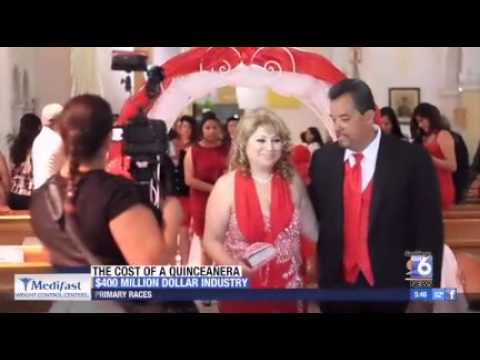 Reportaje Canal CW 6 San Diego en Factory of DreamsHall (2)