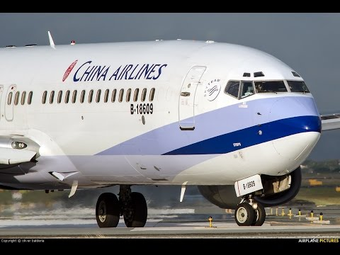 Directo P3D-Boeing 737-800 Kathmandú-Kunming-CHINA AIRLINES