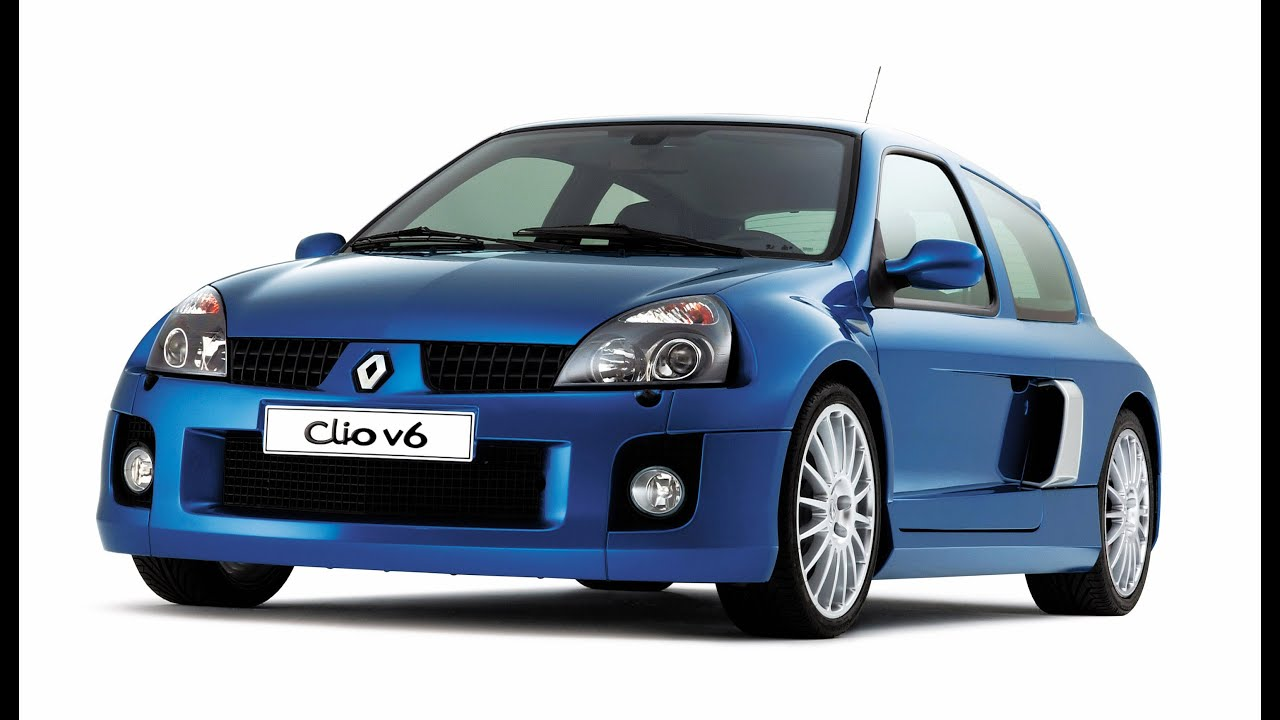 renault clio v6 1 18 otto youtube. Black Bedroom Furniture Sets. Home Design Ideas
