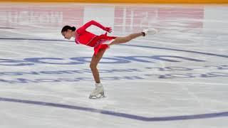 Аделия Петросян. ПП V этап кубка России, Москва 8.12.2020