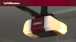 The Lights on My LiftMaster Garage Door Opener Are Staying On