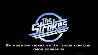 The Strokes - Under Cover of Darkness Sub. Español