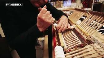 F-Musiikki, pianohuolto