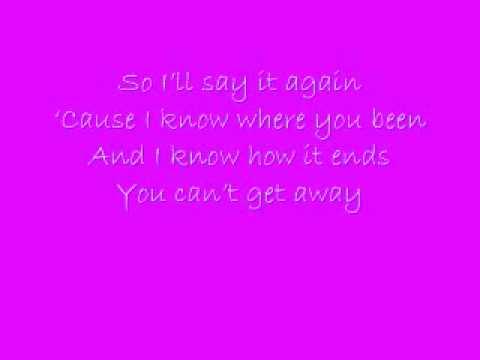 Cowboy Casanova Carrie Underwood -LYRICS-
