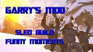 Slitte Alternative - Sled Build (gmod) - Funny Moments [ita]