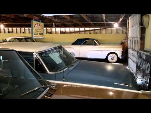 Goldenrod Garage Freeport Maine Walkthrough
