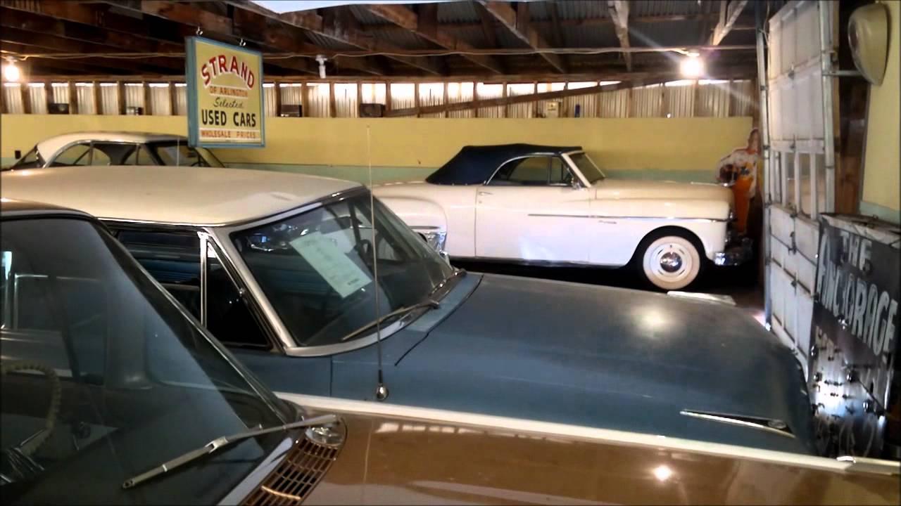 Goldenrod Garage Freeport Maine Walkthrough - YouTube