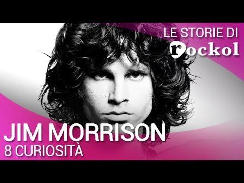 Jim Morrison: 8 curiosità sul Re Lucertola