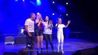 Lian Ross - Say You'll Never. Saku Suurhall, Tallinn (Estonia) 12th May 2018