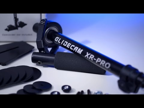How to balance the brand new Glidecam XR-Pro