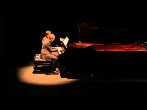 Alvaro Siviero e Roberto Prosseda na Unibes Cultural