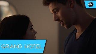 Danny Tells Alicia How He Feels - Grand Hotel