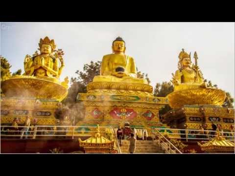 Swayambhunath temple Nepal before Earthquake