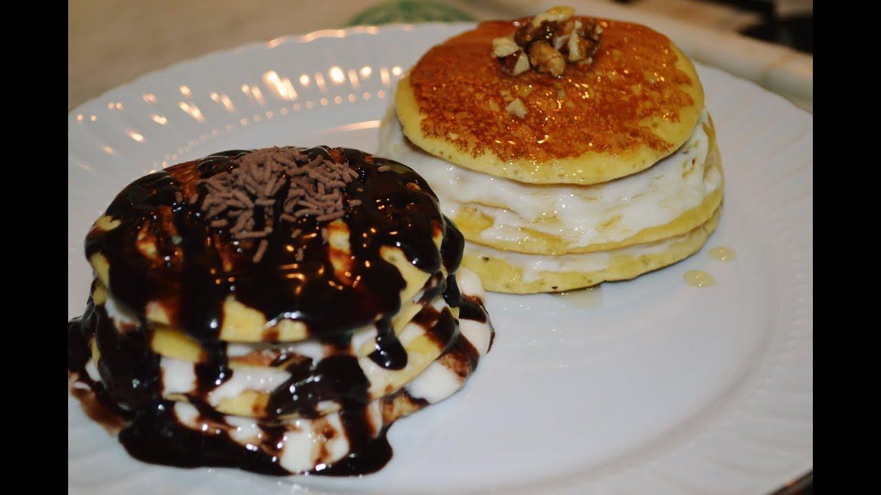 Pankek Pasta Tarifi - Pratik Tarifler - YouTube