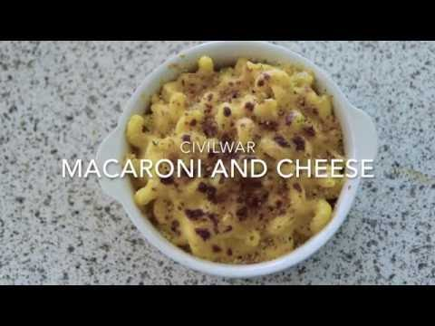 Civil War Mac N' Cheese | Rule Of Yum Recipe