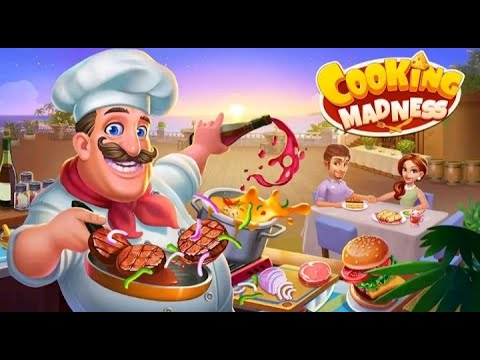 Cooking Madness - A Chef's Restaurant Games | Android Best Games | Restaurant Games